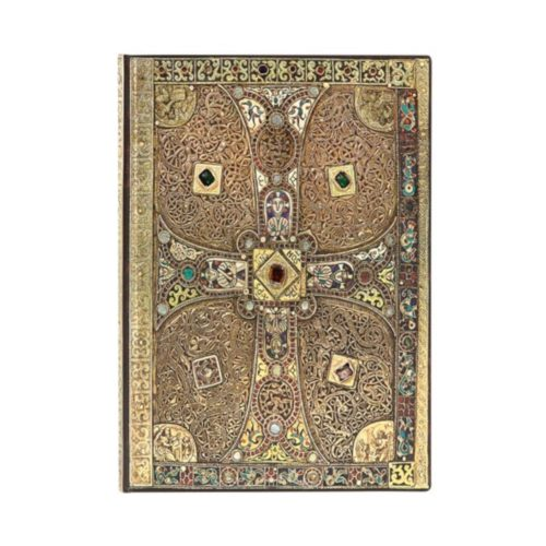 Paperblanks Flexi Journal - Lindau Gospels, Lined, Midi, 240 PG