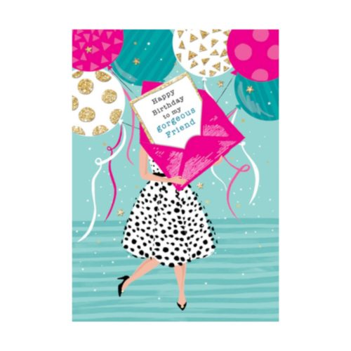 Piccolo Card - Happy Birthday To My Gorgeous Friend