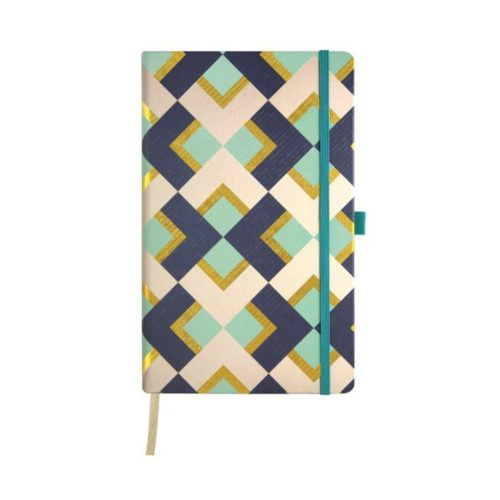 Oro Collection Ruled Notebook - Chess