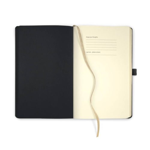 Iride Collection Ruled Notebook - Waves