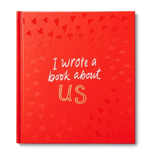 Book- I Wrote A Book About Us