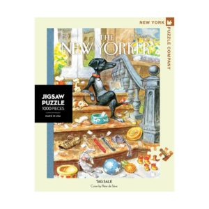 New Yorker 1000 Piece Puzzle – Tag Sale