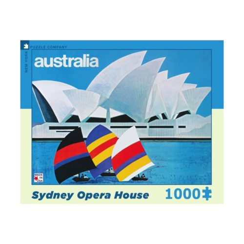 New Yorker 1000 Piece Puzzle - Sydney Opera House