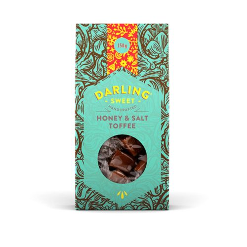 Darling Sweets - Honey and Salt Toffee