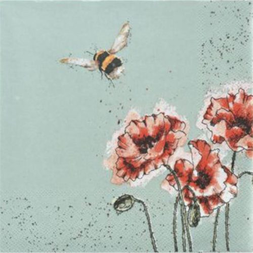 Lunch Napkin - Flight Of The Bumblebee
