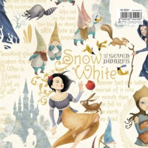 Kartos Wrap – Snow White