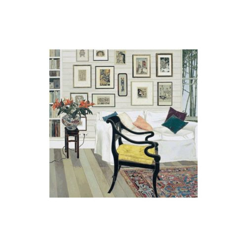 Cressida Campbell Boxed Cards and Envelopes Set - Interiors