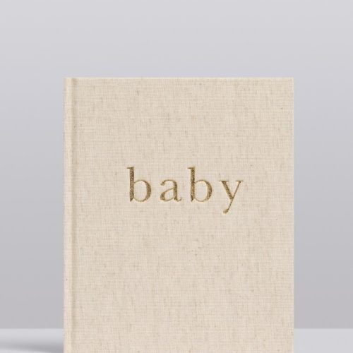 Write to Me Baby Journal - Baby: Your First Year