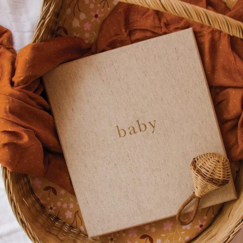 Write to Me Baby Journal - Baby: Your First Five Years