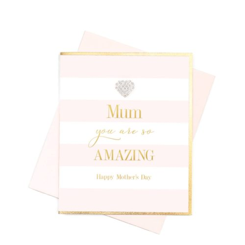 Mad Dots Card - Happy Mother's Day - Mum, You Are So Amazing