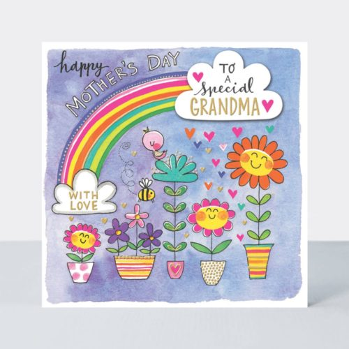 Chatterbox Card - Mother's Day - To A Special Grandma