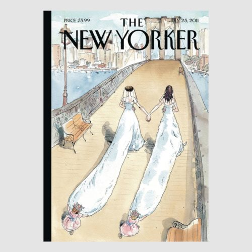 The New Yorker Card - Here Comes The