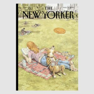The New Yorker Card – Picnic Central Park