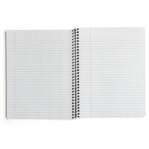 Decomposition Book - Large Spiral Notebook - Ruled - Jellyfish
