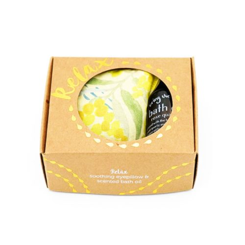 Wheatbags Love Relax Gift Pack - Wattle Lavender