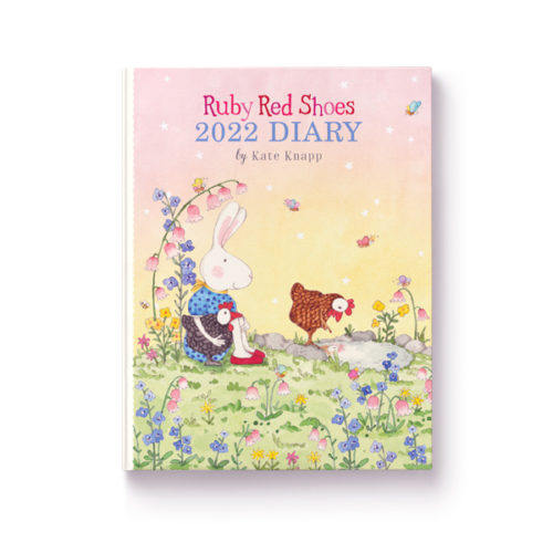 Ruby Red Shoes 2022 Weekly Diary