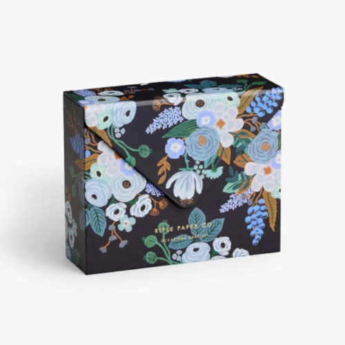 Rifle Paper Co - Occasions Card Set - Essentials Card Box - Set of 15 - Mixed Florals