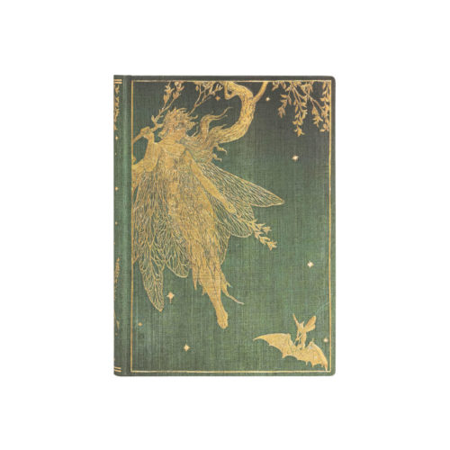 Paperblanks Journal - Lang's Fairy Books, Olive Fairy, Midi, Lined