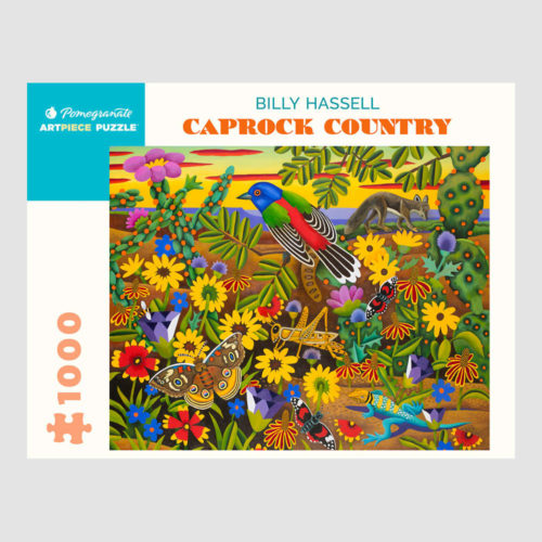 1000 Piece Puzzle - Caprock Country