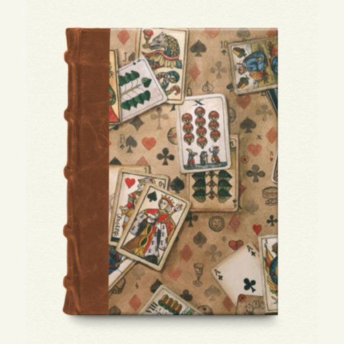 Bomo Boxed Playing Cards - Cognac
