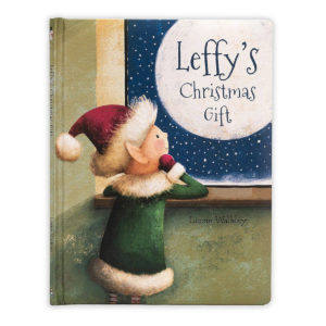 Leffy's Christmas Gift Book by Lizzie Walkley