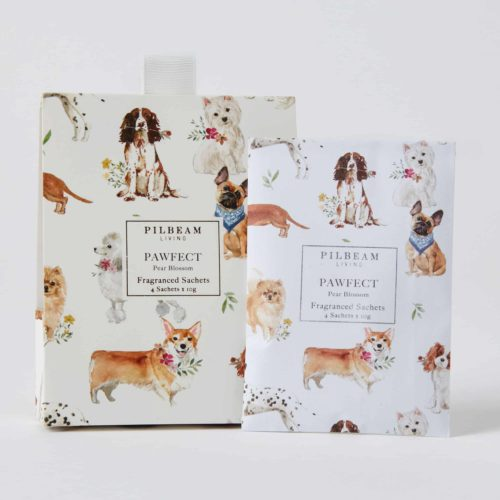 Mini Scented Sachets - Pawfect - Pear Blossom