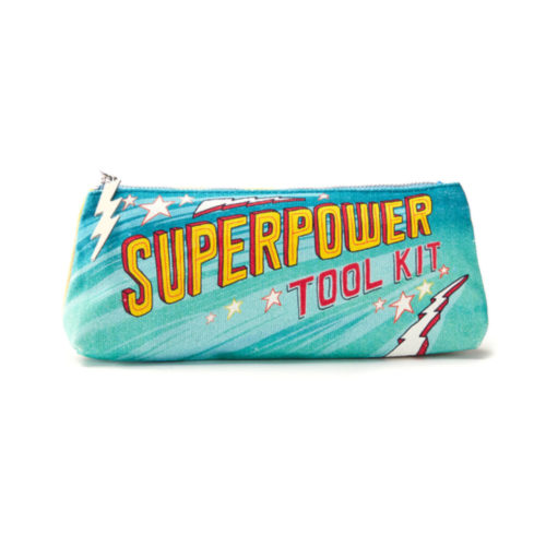 Pencil Case - Superpower Tool Kit